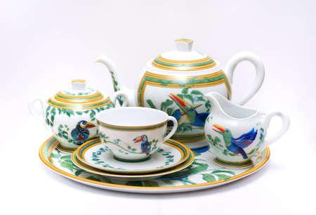 teaset: Tea Set
