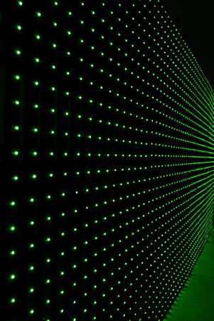 LED wall background photo
