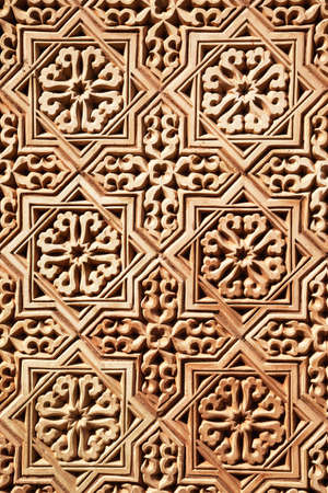 Background of classical Arabic pattern