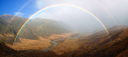 The Chilik river in Tyan-Shan mountains, Kazakhstan Stock Photo - 8117666