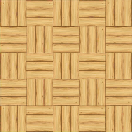 constructional: Background from wooden boards for construction of a house Illustration