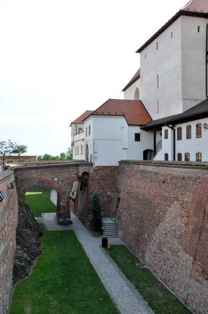 castle -  Spilberk,city- Brno, the Czech Republic Editorial