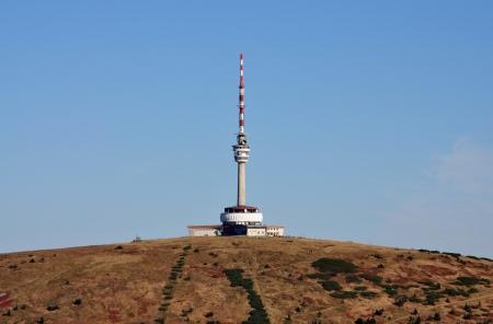 transmitter - Praded, the Czech Republic