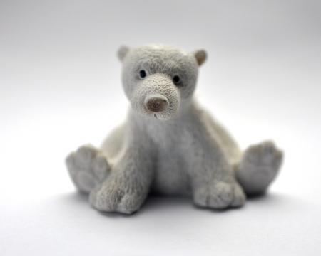 Toys, polar bears photo