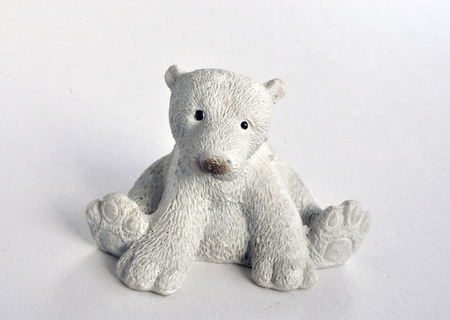Small toy - Polar Bears photo