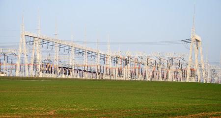 onderstation elektrische energie