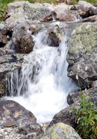 sone: mountain streams, Slovakia, Europe