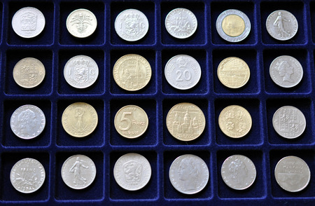 numismatic: Numismatica Coin Collection