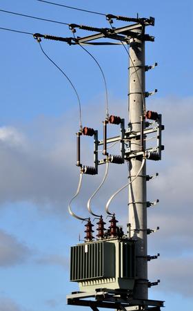 distributie en transformatoren elektriciteit