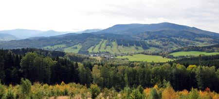 czech republic: landscape Jeseniky, Czech Republic, Europe