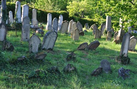 jewish: Old Jewish Cemetery
