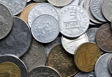 obverse: historical coins