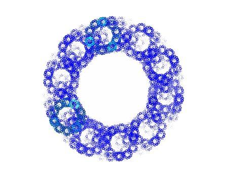 apophysis: abstract fractal