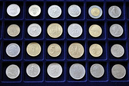 oude munten: oude munten Redactioneel