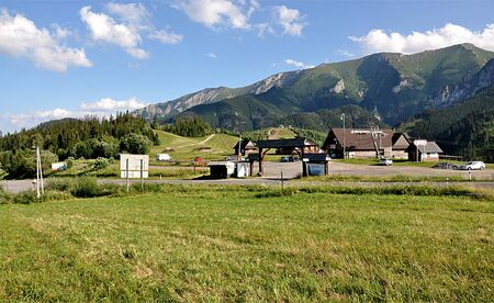 tatras: Mountains Belianske Tatras, Slovakia, Europe