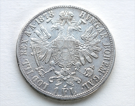 silver coins: Silver coins Austria - Hungary