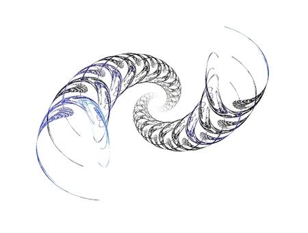 apophysis: striped background