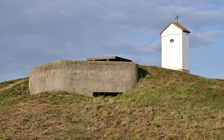 chapel: bunker and chapel