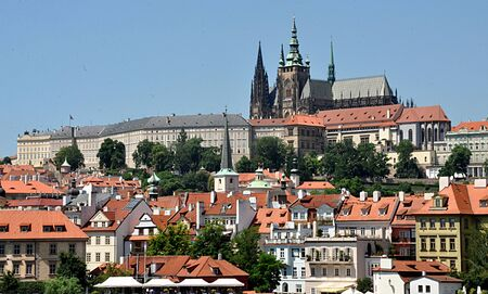 Prague Castle, Czech Republic, Europe