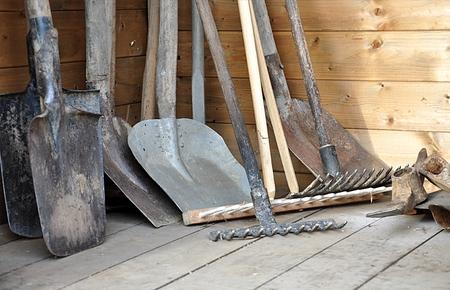 herramientas de jard?n