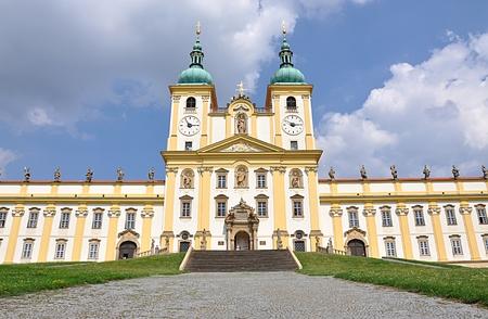 olomouc: Monastery, Olomouc, Czech Republic, Europe