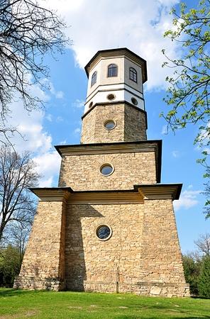 moravia: Tower of Babylon, Moravia, Czech Republic, Europe Editorial