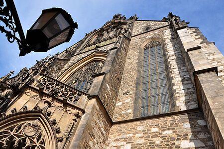 moravia: Cathedral, city of Brno, Moravia, Czech Republic, Europe