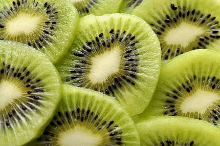 exotic fruits - kiwi