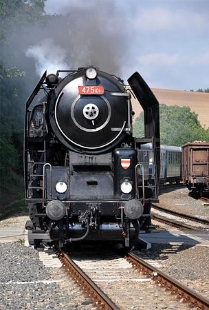 Alte Lokomotive Standard-Bild - 88517191