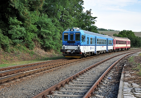 moderne trein