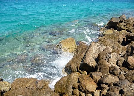 coast and sea Reklamní fotografie - 114942466