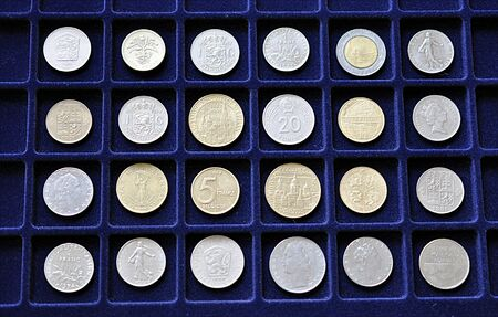 numismatic collection Editorial