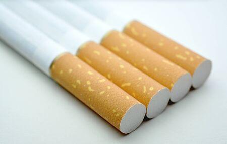 detail view, cigarettes Redakční