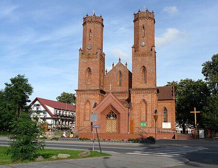 old church, Poland, Europe