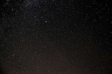 milky way and night sky