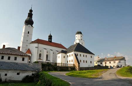 city Branna, Czech republic, Europe 新聞圖片