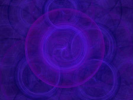blue and violet spiral background