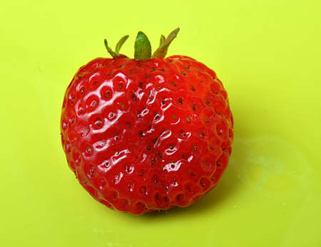 red fruit strawberries