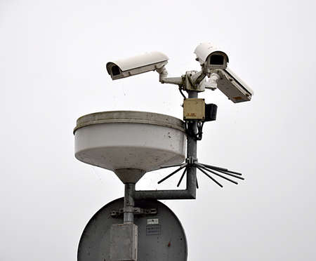 safety camera and lamp