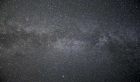 space and Milky Way Standard-Bild