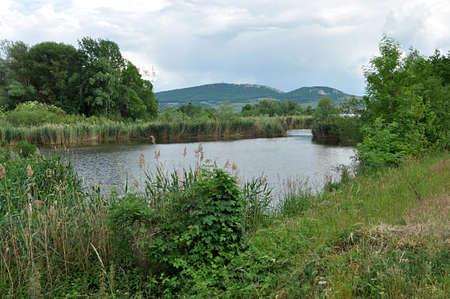 landscape Palava, Czech republic, Europe Standard-Bild