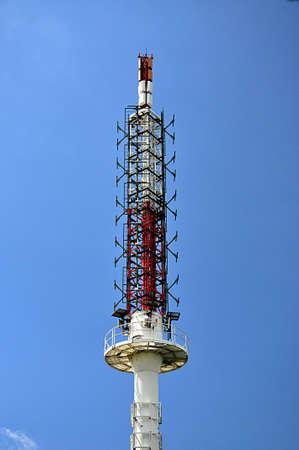 modern television transmitter