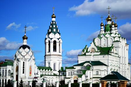 Church of the Holy Trinity in Yoshkar-Ola