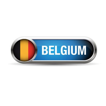 belgium flag: Belgium Flag Vector Icon
