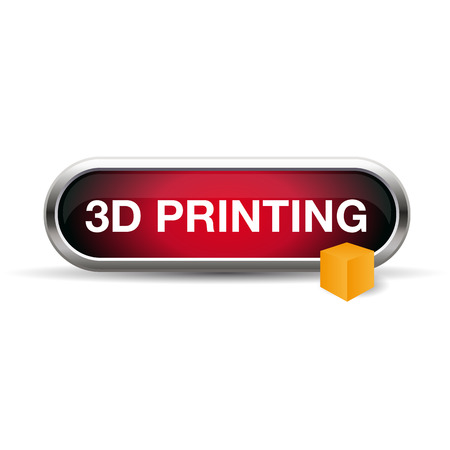 rapid prototyping: 3d printing button or label