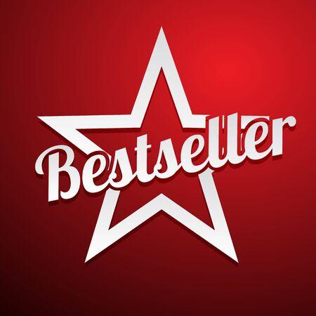 bestseller: Bestseller star retro