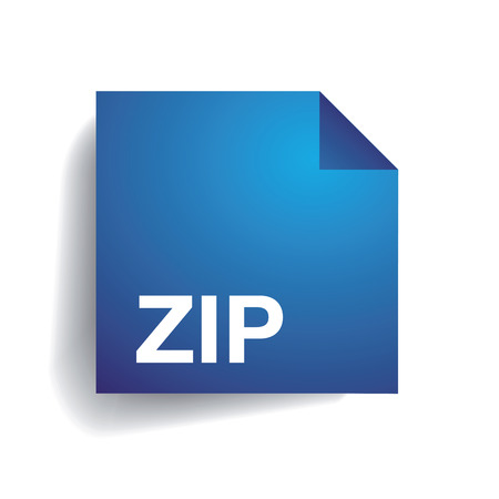 uncompressed: Zip folder icon