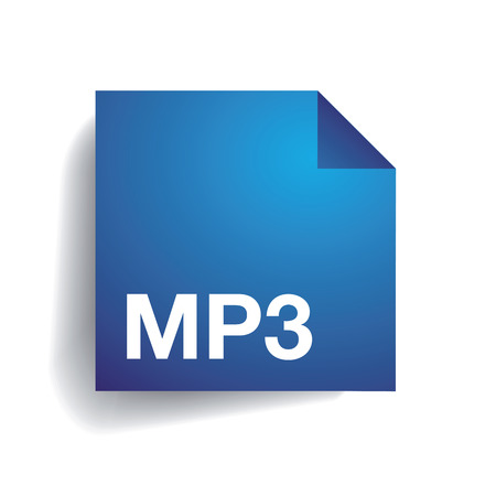 uncompressed: Mp3 folder icon