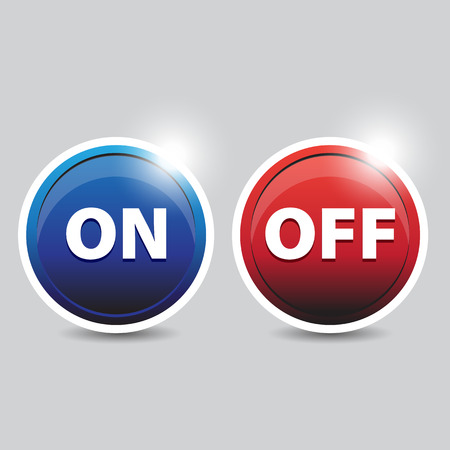 on off button: On Off button