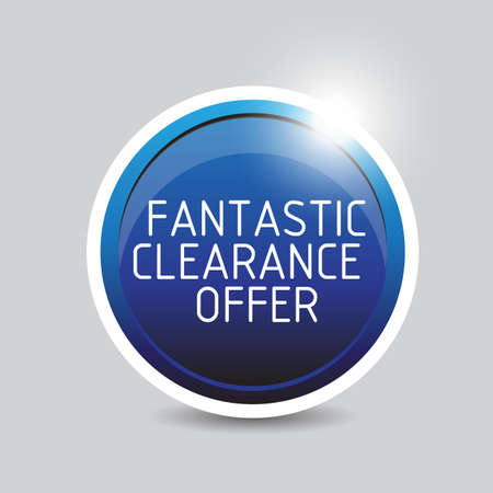 clearance: Fantastic clearance offer